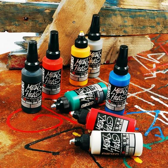 граффити сквизер grog